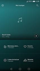 Huawei Nova - Photos, vidéos, musique - Ecouter de la musique - Étape 5