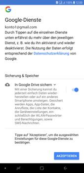 Samsung Galaxy J4+ - E-Mail - Konto einrichten (gmail) - Schritt 12