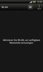 HTC Desire X - WiFi - WiFi-Konfiguration - Schritt 5