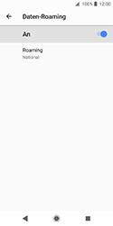 Sony Xperia XZ2 Compact - Ausland - Im Ausland surfen – Datenroaming - 9 / 14