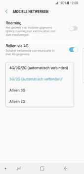 Samsung Galaxy S8 - Oreo - internet - activeer 4G Internet - stap 6