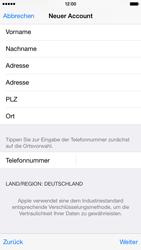 Apple iPhone 6 iOS 8 - Apps - Einrichten des App Stores - Schritt 24