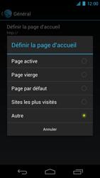 Samsung I9250 Galaxy Nexus - Internet - Configuration manuelle - Étape 16