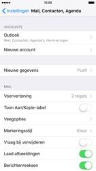Apple iPhone 6 iOS 9 - E-mail - Handmatig instellen (outlook) - Stap 9