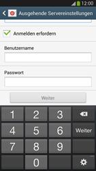 Samsung Galaxy S4 LTE - E-Mail - Konto einrichten - 0 / 0