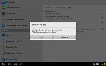 Samsung P5100 Galaxy Tab 2 10-1 - Software - Update - Schritt 7