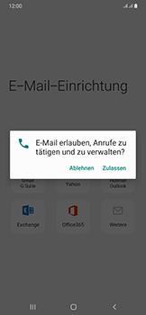 Samsung Galaxy A50 - E-Mail - 032c. Email wizard - Outlook - Schritt 10