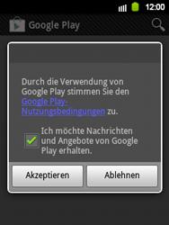 Samsung Galaxy Y - Apps - Herunterladen - 5 / 24
