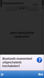 Nokia C5-03 - bluetooth - headset, carkit verbinding - stap 7