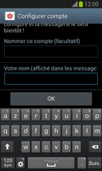 Samsung S7390 Galaxy Trend Lite - E-mail - Configuration manuelle - Étape 20