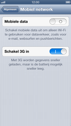 Apple iPhone 5 - Internet - handmatig instellen - Stap 5