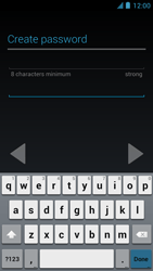 Alcatel One Touch Idol - Applications - setting up the application store - Step 11
