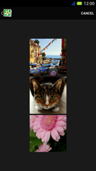 Acer Liquid E3 - MMS - Sending pictures - Step 15