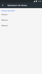 Nokia 8 - Réseau - Sélection manuelle du réseau - Étape 9