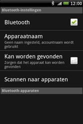 HTC A6262 Hero - bluetooth - headset, carkit verbinding - stap 6