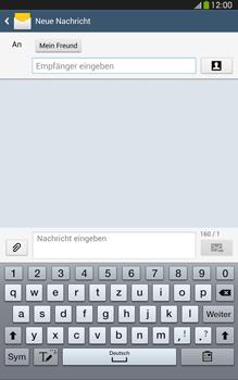 Samsung Galaxy Tab 3 8-0 LTE - MMS - Erstellen und senden - 11 / 24