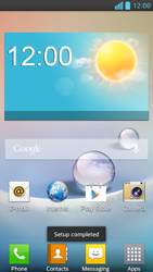 LG D505 Optimus F6 - Internet - Automatic configuration - Step 6
