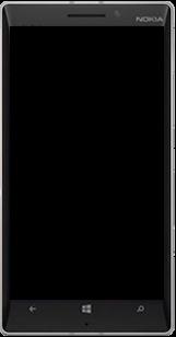 Nokia Lumia 930 - Premiers pas - Découvrir les touches principales - Étape 4