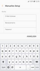 Samsung Galaxy A3 (2017) - E-Mail - Konto einrichten - Schritt 9