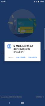 Sony Xperia 10 - E-Mail - Konto einrichten (outlook) - Schritt 10