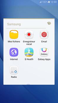 Samsung Samsung Galaxy J7 (2016) - E-mails - Ajouter ou modifier votre compte Yahoo - Étape 4