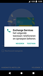 Sony Xperia XZ Premium - Android Oreo - E-mail - e-mail instellen (outlook) - Stap 10