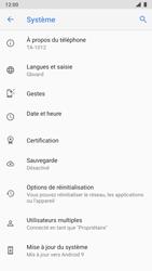 Nokia 8 - Android Pie - Logiciels - Installation de mises à jour - Étape 6