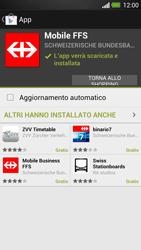HTC One - Applicazioni - Installazione delle applicazioni - Fase 23