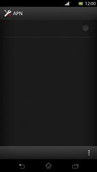 Sony LT30p Xperia T - Internet - Configuration manuelle - Étape 16