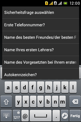 Sony Xperia Tipo Dual - Apps - Konto anlegen und einrichten - Schritt 16