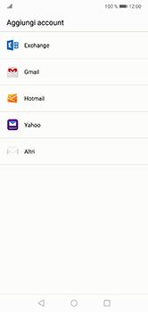 Huawei P20 Lite - E-mail - configurazione manuale - Fase 4