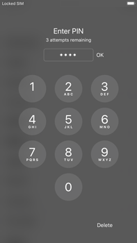 Apple iPhone 8 Plus - Premiers pas - Créer un compte - Étape 6