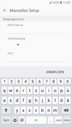 Samsung Galaxy S7 - E-Mail - Manuelle Konfiguration - Schritt 10