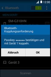 Samsung G130HN Galaxy Young 2 - Bluetooth - Geräte koppeln - Schritt 9