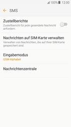 Samsung Galaxy J5 (2016) - SMS - Manuelle Konfiguration - 11 / 12