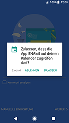 Sony Xperia XA2 - E-Mail - Konto einrichten (outlook) - 11 / 19