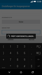 HTC One Mini 2 - E-Mail - Konto einrichten - 17 / 21
