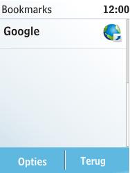Nokia C3-01 - internet - hoe te internetten - stap 9