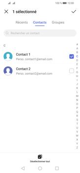 Huawei P30 Lite - E-mail - envoyer un e-mail - Étape 6