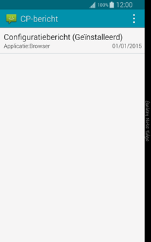 Samsung Galaxy Note Edge - internet - automatisch instellen - stap 8