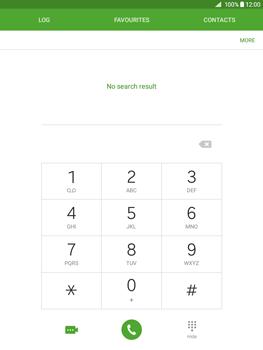 Samsung Galaxy Tab A 9.7 - Voicemail - Manual configuration - Step 4
