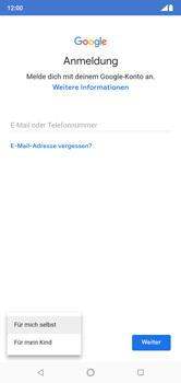 Nokia 6.1 Plus - Apps - Konto anlegen und einrichten - 6 / 19