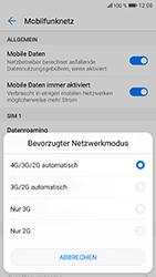 Huawei Honor 9 - Netzwerk - Netzwerkeinstellungen ändern - 2 / 2