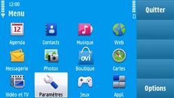 Nokia N97 - MMS - configuration manuelle - Étape 4