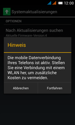 Alcatel One Touch Pop C3 - Software - Installieren von Software-Updates - Schritt 6
