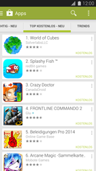 Samsung G800F Galaxy S5 Mini - Apps - Herunterladen - Schritt 11