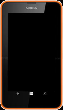 Nokia Lumia 635 - Premiers pas - Découvrir les touches principales - Étape 2