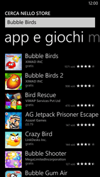 Nokia Lumia 1320 - Applicazioni - Configurazione del negozio applicazioni - Fase 7