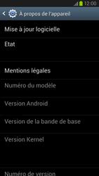 Samsung Galaxy S III LTE - Logiciels - Installation de mises à jour - Étape 6