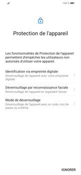 Huawei P Smart (2019) - Premiers pas - Configuration de l
